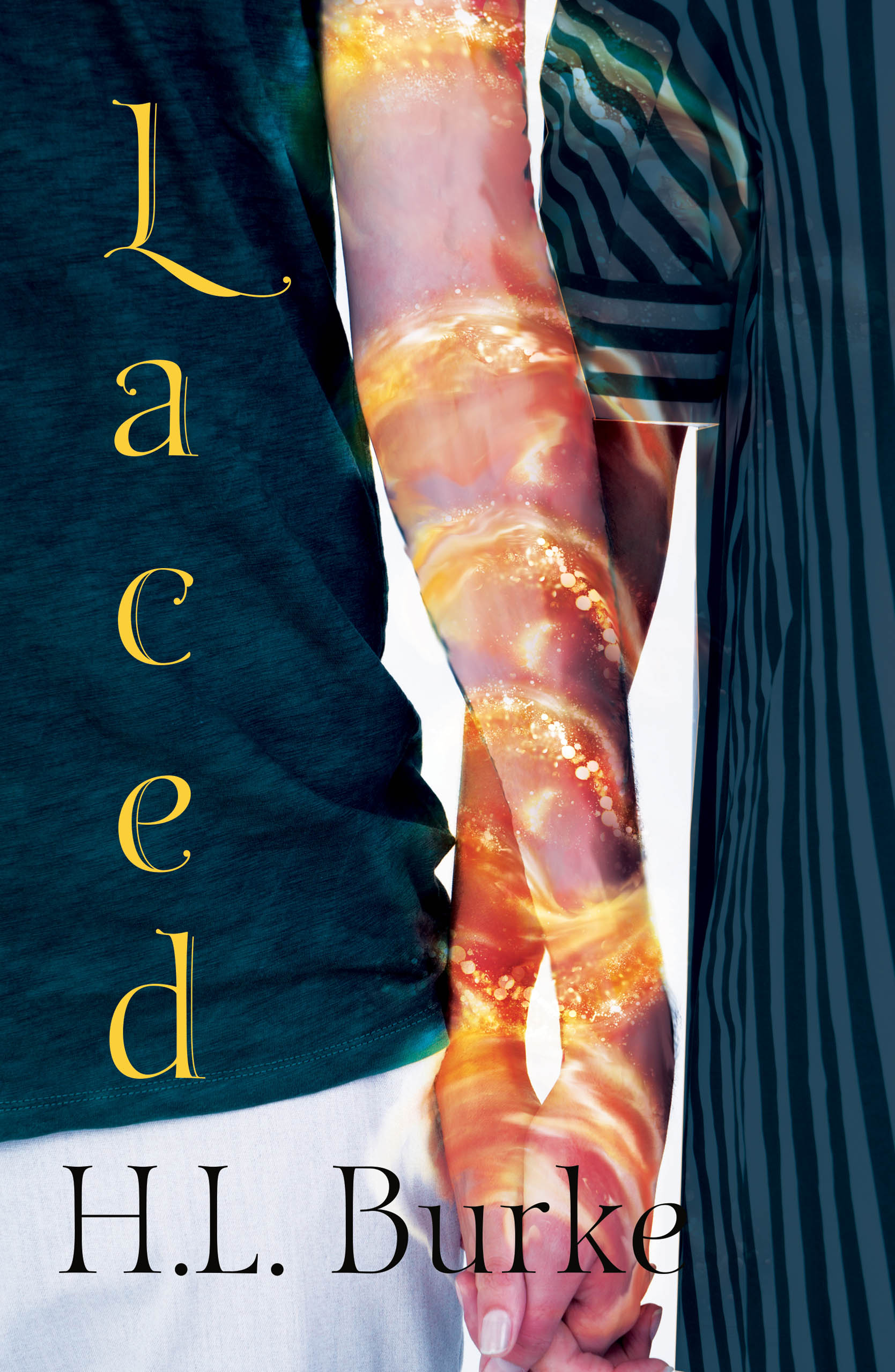 Laced Cover