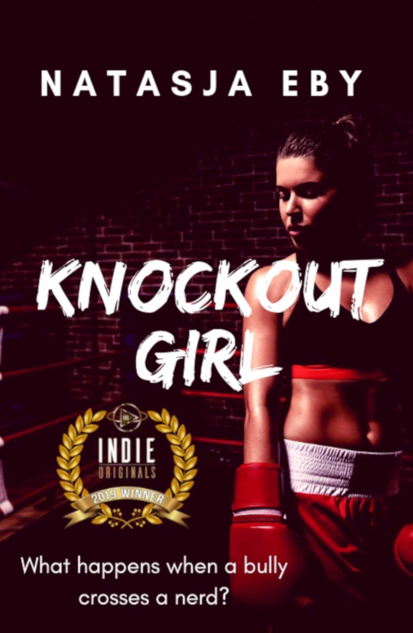 Knockout Girl front cover