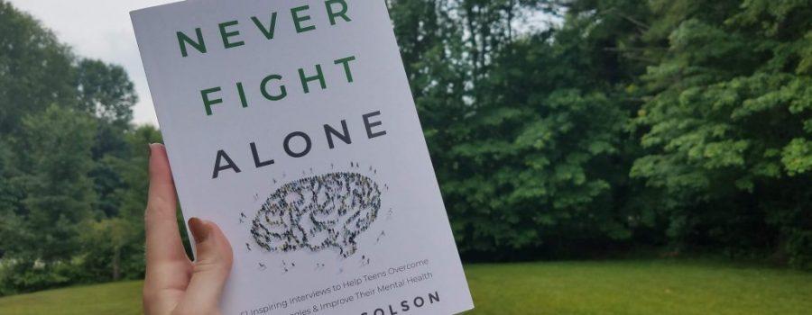 Never Fight Alone Book