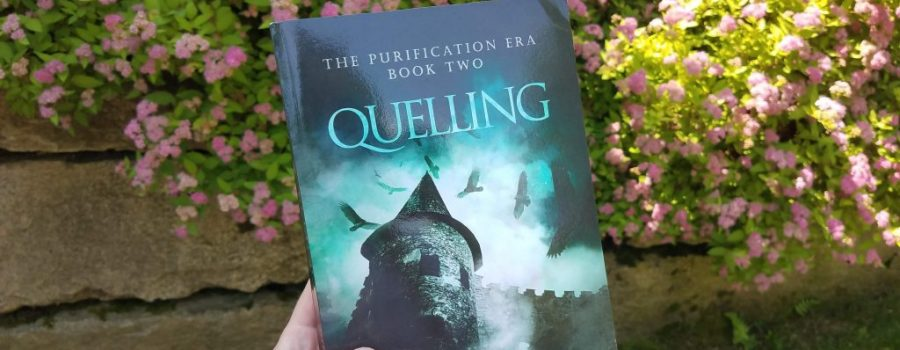 Quelling Book Cover