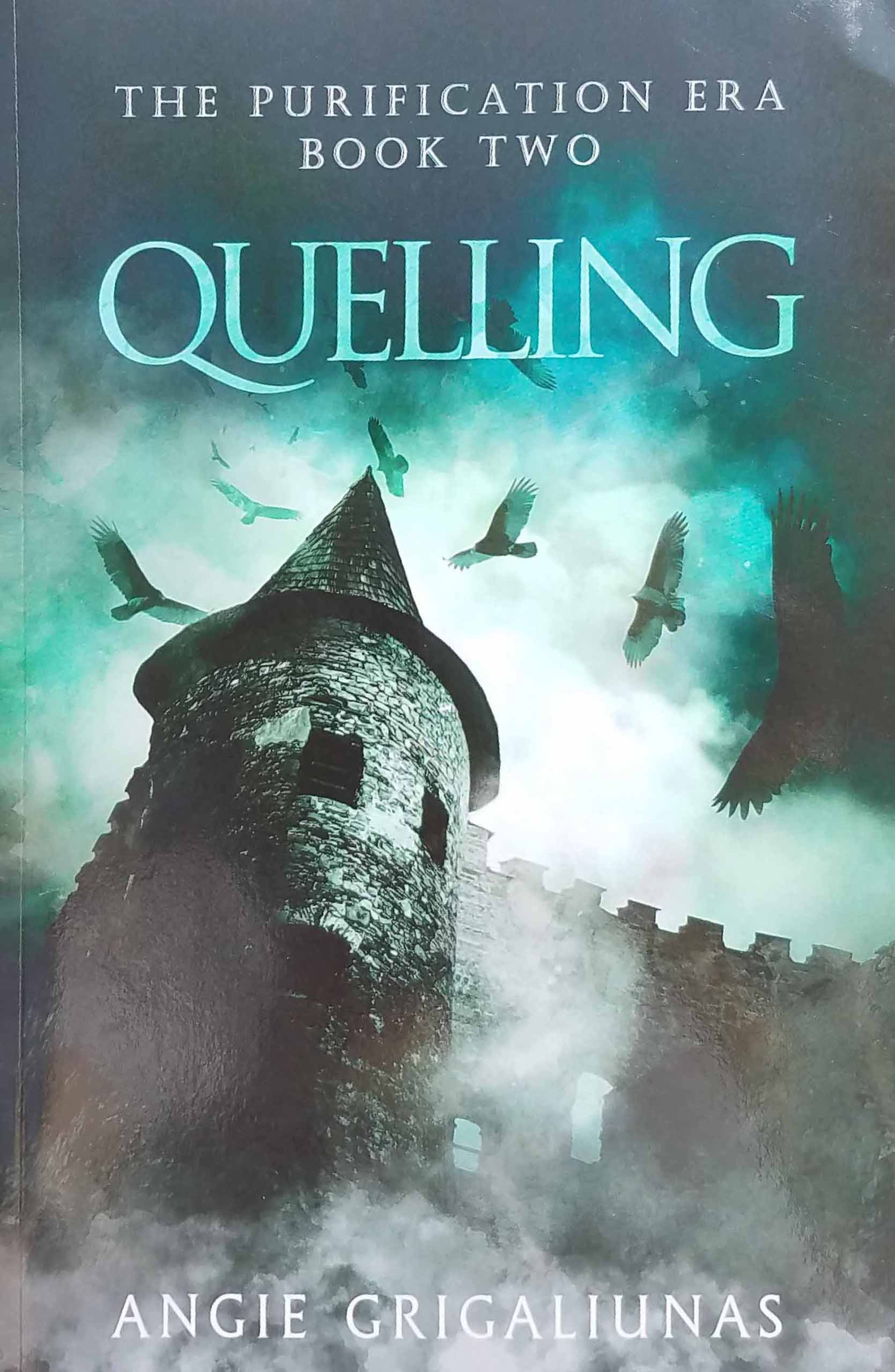 Quelling Book Cover Image