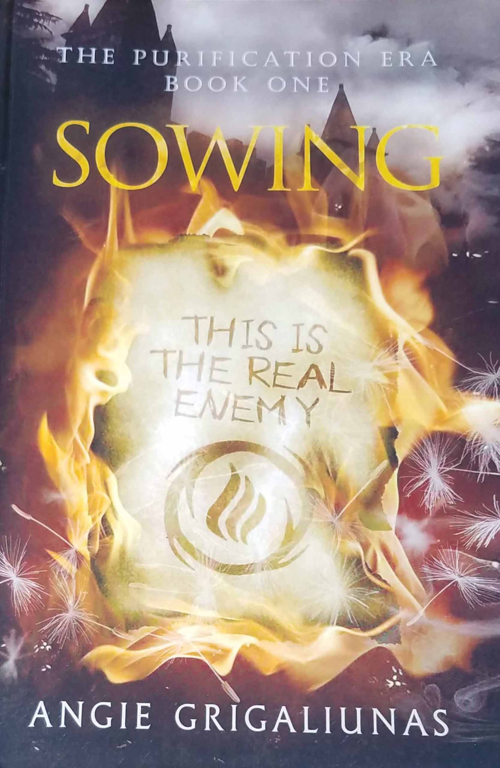 Sowing Book Cover Image